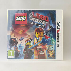 Nintendo 3DS - The Lego Movie Videogame NEW SEALED FRENCH Grande Aventure Jeu