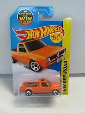 Hot Wheels Off Road Volkswagen Caddy
