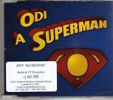 (AJ106) Odi, A Superman - DJ CD
