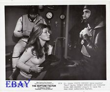 Yvette Mimieux busty Neptune factor VINTAGE Photo