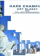 ART BLAKEY hard champion AND THE JAZZ MESSENGERS germany 1987 EX+ LP