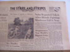 STARS & STRIPES GI 's WITH 85 MAY ELECT ETO PTO DOUGHS RECEIVE AWARDS NAZI SUBS