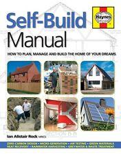 Haynes Self-Build Manual House Builders Manual H5803 NEW