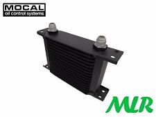 Mocal 16 lignes 115mm REFROIDISSEUR HUILE MOTEUR -8 JIC oc1167-8 ADF