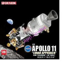 "Dragon 11001 1/72 APOLLO 11""LUNAR APPROACH"" CSM""COLUMBIA""+LM""EAGLE"""