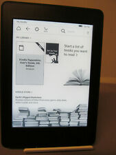 "Kindle Paperwhite Gen 4GB Wi-Fi 6"" E-Book Reader 300 PPI Backlight 0562 danneggiato"