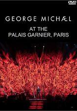 GEORGE MICHAEL AT THE PALAIS GARNIER, PARIS - BBC SYMPHONICA LIVE CONCERT DVD