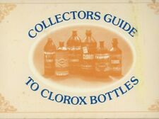 Clorox Bottle Types Dates / Scarce Fold-out Booklet Poster