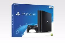 Sony Playstation 4 Pro PS4 Pro 1TB HDD 4K Gaming Console Sealed Pack (Imported)