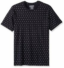 True Religion Men's All Over Monogram Tee T-Shirt in Black