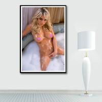 143188 Bre Olson Hot Sexy Nud Bath Girl Star Custom Decor Wall Print Poster CA