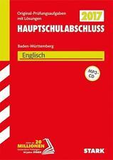 Abschlussprüfung Hauptschule Baden-Württemberg Englisch MP3-CD doppelt geschenkt