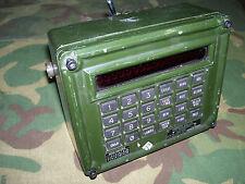Unita' di controllo  RACAL MA 4168