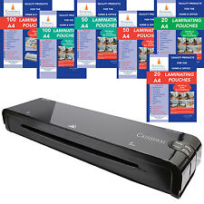 More details for cathedral home & office a3 a4 a5 laminator / laminating machine pouches roller