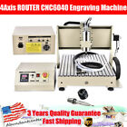 1500W USB CNC 4Axis 6040T Router VFD Engraver Drilling Milling Engraving Machine