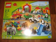 **New** Retired Lego 6157 Duplo Big Zoo Rare Hard to Find