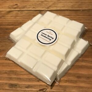 🧡 LH Homemade WAX MELTS SOY (BARS) Highly Scented - 20% OFF Second Item!!