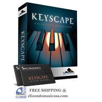 Spectrasonics Keyscape Virtual Instrument Software BRAND NEW factory sealed