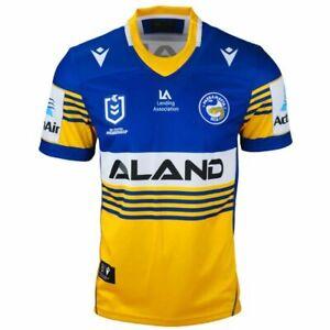 2020 Parramatta Eels Home Rugby Shirt Jersey