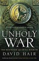 Unholy War by David Hair (Paperback / softback, 2016)