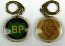Porte-clés, Key ring - BP - Logo + MAIN DE FATMA - Intérieur en Relief -