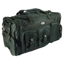 "22"" Black Tactical Duffel Range Bag Dufflebag Range Bag Molle Straps Carry On"
