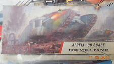AIRFIX 1916 MK I TANK RED STRIPE