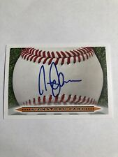 Chase Johnson Sweet Spot Card Signature Card Auto Signed Autograph Giants