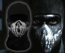 Call of Duty COD 10 Ghosts Logan Last Mission Balaclava Ski Skull Hood Mask M5