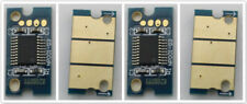 4x Exp/EUR Reset Drum Chips For Minolta magicolor 4650EN/ 4650DN /4690MDF/4690MF