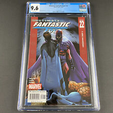 Ultimate Fantastic Four 22 CGC 9.6! Origin & First Appearance Of Marvel Zombies