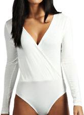 Camisas y tops de mujer de manga larga color principal blanco talla L