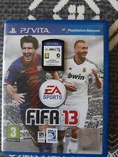 Fifa 13 en Boite sur Sony PS Vita sans notice