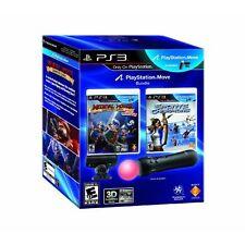 Deadmund's Quest Move Bundle PlayStation 3 Very Good 2Z