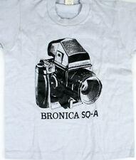 BRONICA SQ-A GREY T-SHIRT SIZE 10-12