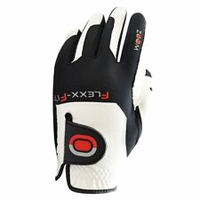 Zoom Weather Golf Gloves to Wear on My Left Hand White-black-red