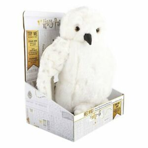 Harry Potter Hedwig Feature Plush with Sound NEW
