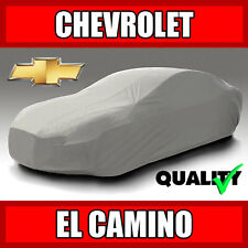 [CHEVY EL CAMINO] CAR COVER - Ultimate Full Custom-Fit All Weather Protection