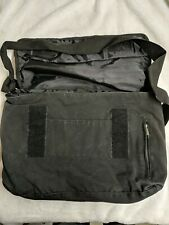 athletech laptop bag large sturdy fabric well made! Normal fading