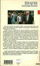 Livre éduquer pour faire grandir Jean-Claude Délas book
