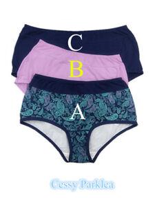 "L1-3 US ""Comfort Choice"" Plus Size Stretch Cotton Full Cut Briefs 24-46"