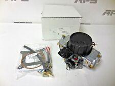 Chevrolet performance Holley carburetor 670cfm electric choke vacuum secondary