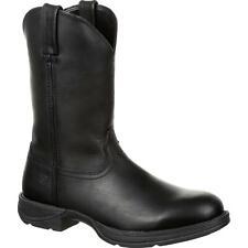 Rebel™ by Durango® Black Round Toe Western Boot