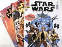 ★ AUSWAHL :  STAR WARS Heft 1 - 46 ( Panini, Kiosk + Comicshop Ausgabe ) Neu ★