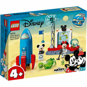 LEGO® Disney 10774 Mickey Mouse & Minnie Mouse's Space Rocket