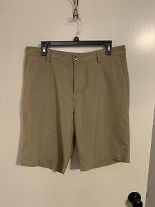 Mens Adidas Golf Shorts size 34 Blue