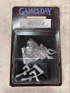 Exalted Hero of Chaos for Warhammer - Games Day 2009 Limited Edition