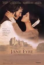 JANE EYRE Movie POSTER 27x40 William Hurt Anna Paquin Charlotte Gainsbourg Joan