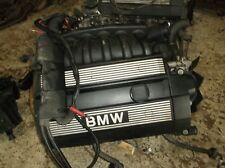 BMW E36 323 2.5 Engine M52 Complete 1998 130K - ecu, loom, all ansilieries