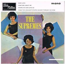 THE SUPREMES The Supremes hits Tamla Motown 537 211 7